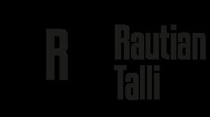 Rautian tallin logo